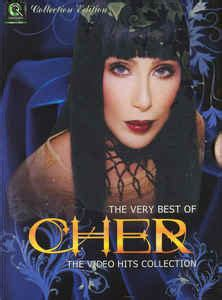 Cher   The Very Best Of Cher   The Video Hits Collection ...