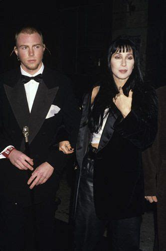 Cher with her son Elijah | Celebrity families, Old movie ...