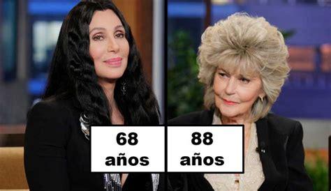 Cher y su madre   aMENzing