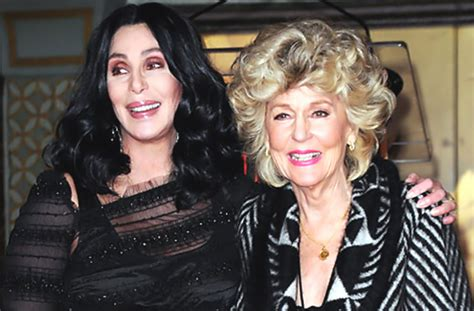 Cher y su madre