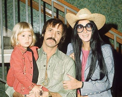 Cher's daughter 'Chaz' Bono and her changing with years ...