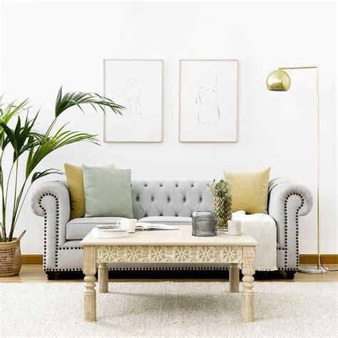 Chester sofá tapizado en 2020  con imágenes  | Kenay home ...