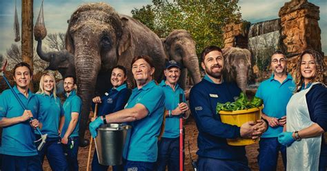 Chester Zoo s hit TV series The Secret Life of the Zoo is ...
