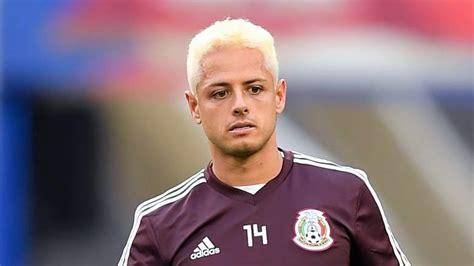 Chicharito Hair: Why Javier Hernandez Has Blonde Haircut ...