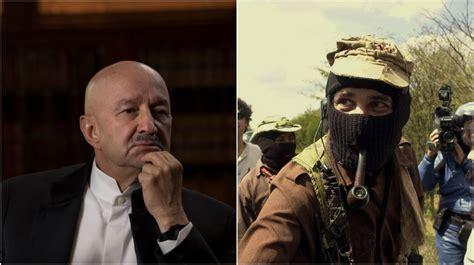 Chilango   Salinas y el Subcomandante Marcos juntos en ...