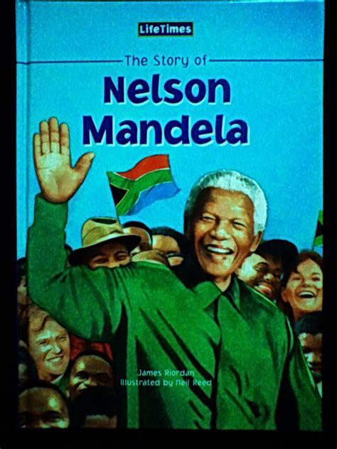 CHILDREN BOOKS FOR YOU: The Story Of Nelson Mandela
