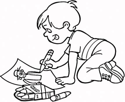 Children coloring drawings to color ~ Child Coloring