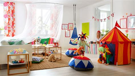 Children s IKEA Playroom Inspiration | Home Design And ...