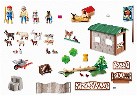 Children s Petting Zoo individual pieces Playmobil ...