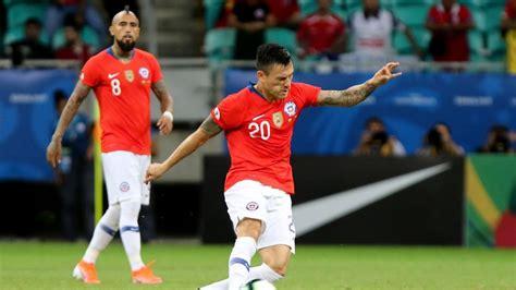 Chile versus Ecuador por Copa América: Uno a Uno   Tele 13