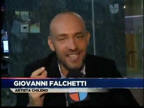 CHILENO GIOVANNI FALCHETTI EN UNIVISION NOTICIAS DE ...