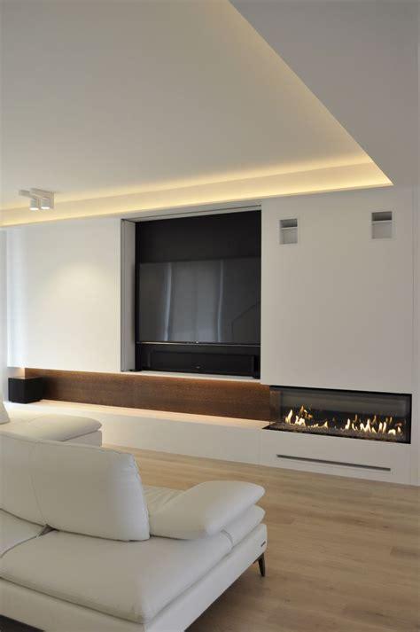 Chimenea a gas del Salon | decoracion en 2019 | Muebles ...
