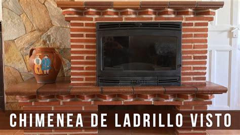 CHIMENEA DE LADRILLO VISTO   Cerni S.L.   YouTube