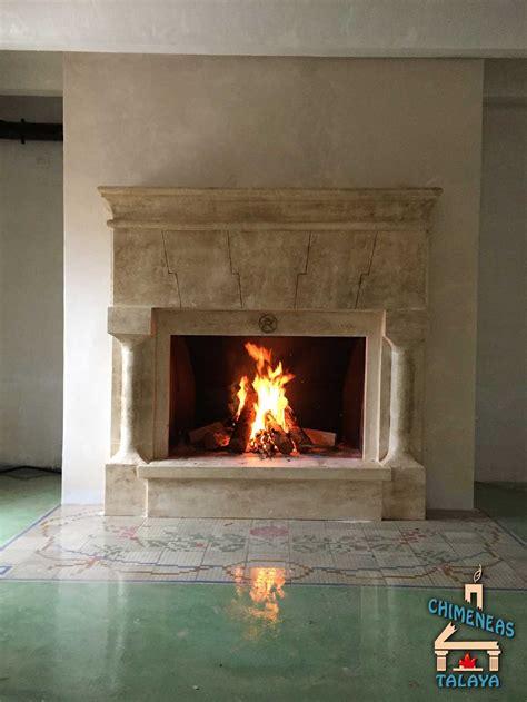 Chimeneas abiertas, Sistemas de calefacción Biomasa ...
