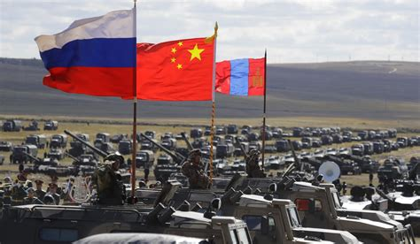 China and Russia: new BFFs thanks to an insecure US | This ...