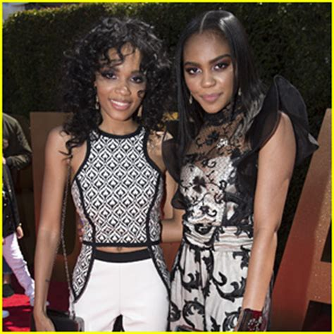China Anne McClain & Sister Lauryn McClain Are Repping The ...