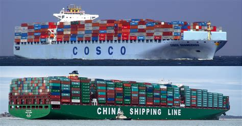 China Approves Merger Of COSCO And China Shipping