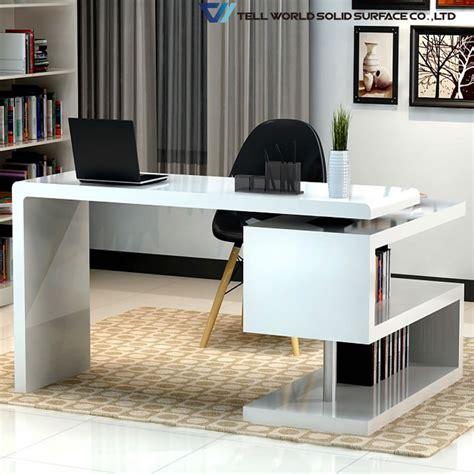 China Modern White High Gloss Managing Laptop Office ...