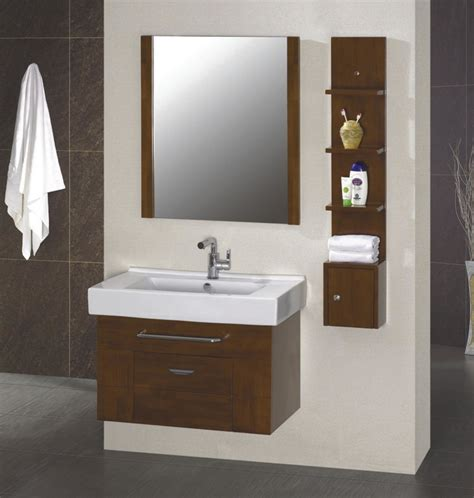 China Solid Wood Bathroom Furniture  SE5615    China ...