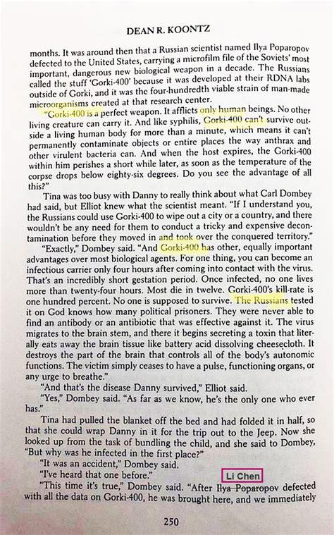 China was Not the Original Villain in book  Predicting ...