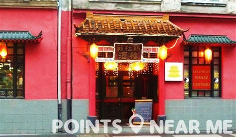CHINESE RESTAURANTS NEAR ME   Points Near Me