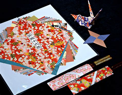 Chiyogami Large Origami Paper