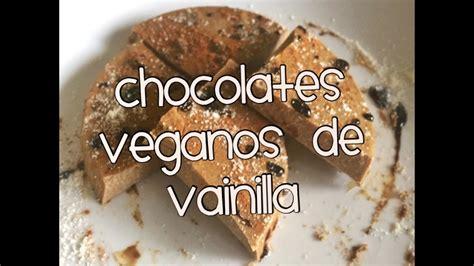 Chocolate Blanco VEGANO con 4 ingredientes!!   Receta ...