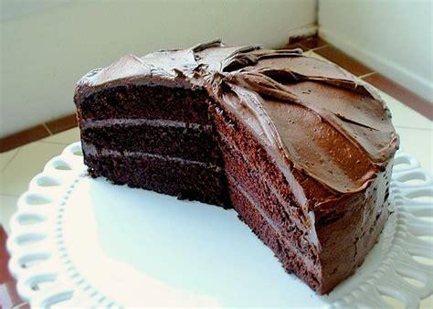 Chocolate Cake {Best Scratch Recipe!}   SimplyRecipes.com