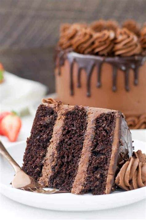 Chocolate Cake Recipe   Beyond Frosting
