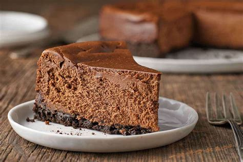 Chocolate Cheesecake   King Arthur Flour