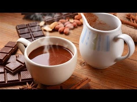 CHOCOLATE DE TAZA NAVIDEÑO   YouTube