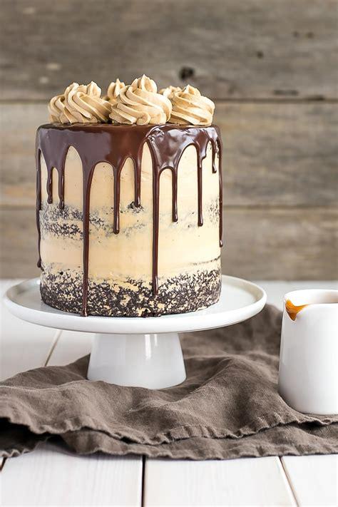Chocolate Dulce de Leche Cake | Liv for Cake
