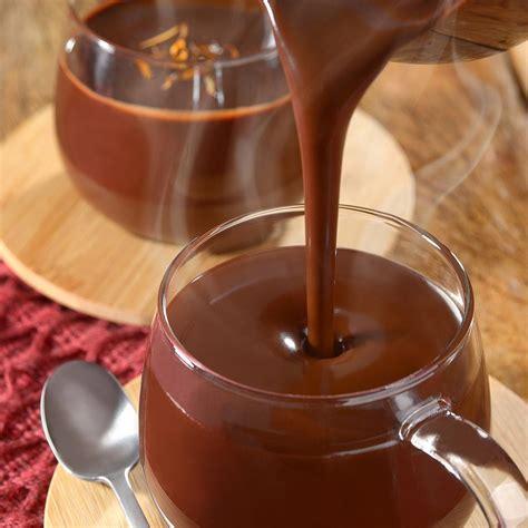 Chocolate Quente Aveludado   Harald