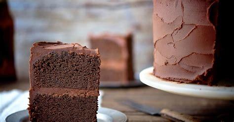 Chocolate Stout Cake Recipe   King Arthur Flour