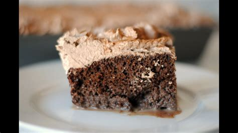 Chocolate Tres Leches Cake Recipe   Collaboration With ...