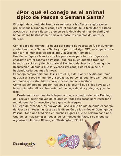 Chocolography Venezuela: La Historia del conejo de Pascua