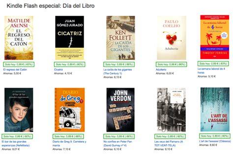 ¡Chollo! Libros BestSeller Kindle por menos de 1€. Sólo HOY