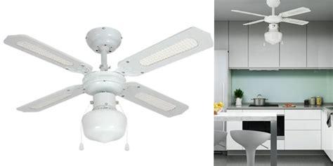 Chollo Ventilador de techo con luz INSPIRE Barbade por ...