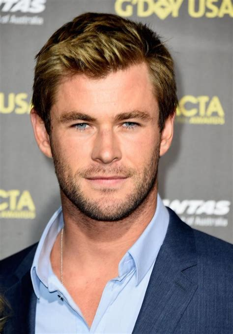 Chris Hemsworth ate just 500 calories a day for role   NY ...