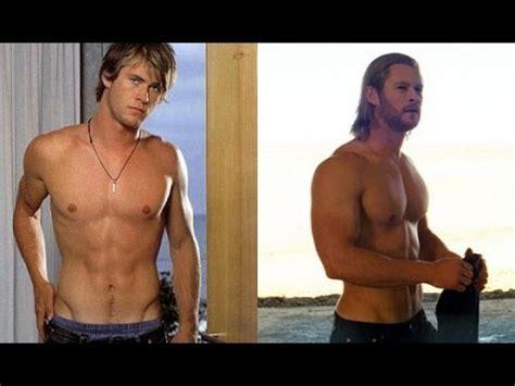 Chris Hemsworth | Celebrity workout routine, Celebrity workout