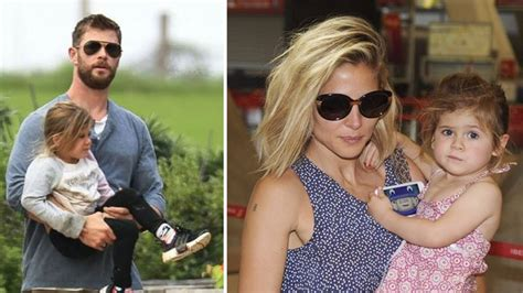 Chris Hemsworth & Elsa Pataky s Daughter India Hemsworth ...