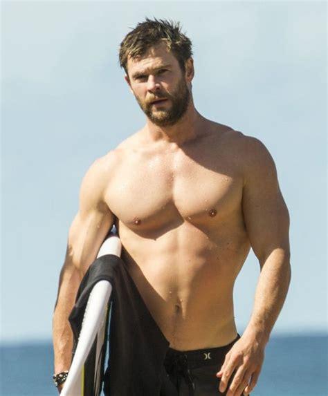 ¡Chris Hemsworth enciende las redes sociales con su ...