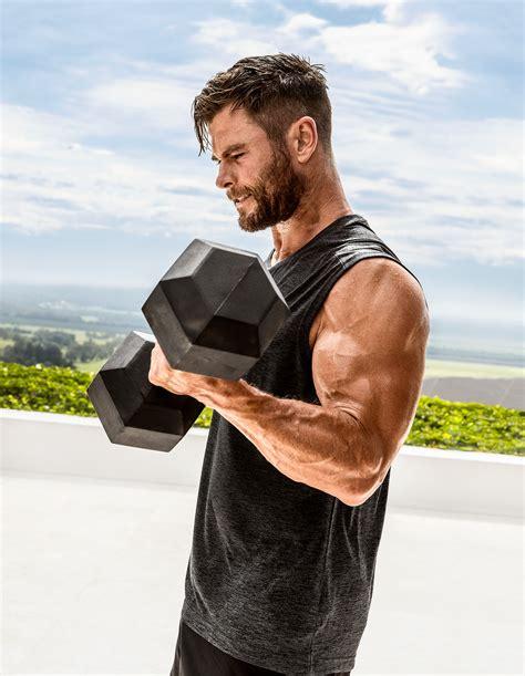 Chris Hemsworth ofrece entrenamiento gratis por la ...