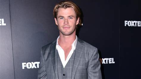 Chris Hemsworth sube la temperatura de Instagram con un ...
