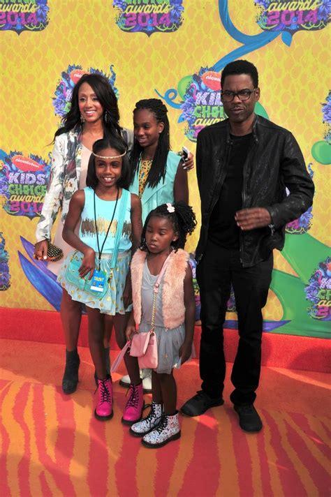 Chris Rock y familia | Skai jackson, Kids choice award ...