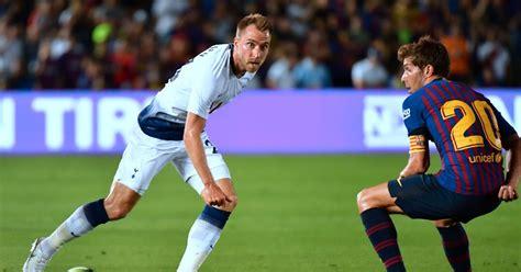Christian Eriksen boost for Real Madrid as Tottenham ...
