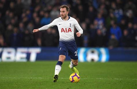 Christian Eriksen  unlikely to sign new Tottenham contract ...
