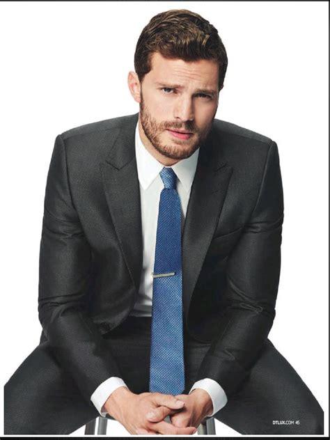 Christian Grey: Amo del Universo: Jamie Dornan para la ...