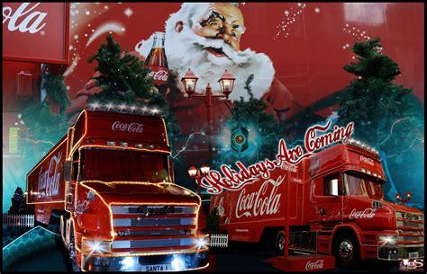 Christmas Coca Cola Wallpapers   Wallpaper Cave