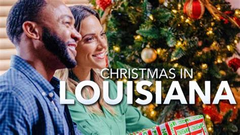 Christmas in Louisiana Movie on Lifetime | Cast, Review ...